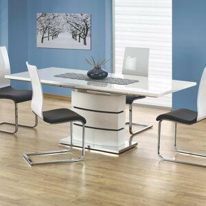Halmar Jídelní stůl NOBEL, bílý