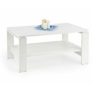 Halmar Konferenční stolek ANDREA, bílý