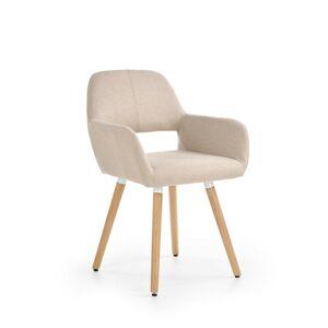 Halmar Jídelní židle K283, béžová