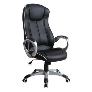 Halmar Kancelářská židle TAURUS, černá