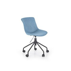 Halmar Dětská židle Doblo, tyrkysová