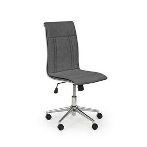 Halmar Kancelářská židle Porto 3, tmavě šedá