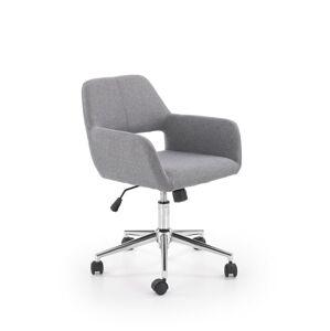 Halmar Kancelářská židle MOREL, šedá