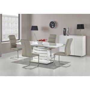 Halmar Jídelní stůl ONYX, bílý