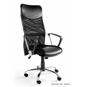 UNIQUE Kancelářská židle VIPER, černá