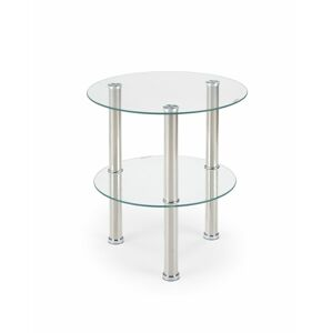 Halmar Konferenční stolek SARDINIA, sklo