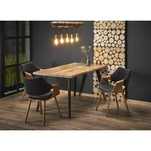 Halmar Rozkládací jídelní stůl Dickson, přírodní dub