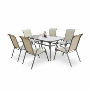 Halmar Zahradní stůl Mosler