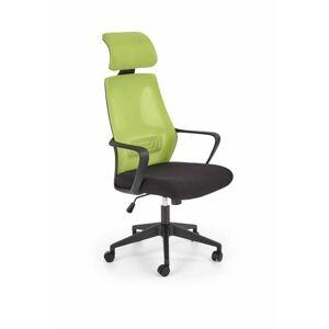Halmar Kancelářská židle Valdez, zelená