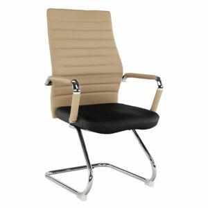 Konferenční židle Drugi 2, béžová