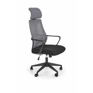Halmar Kancelářská židle Valdez, šedá