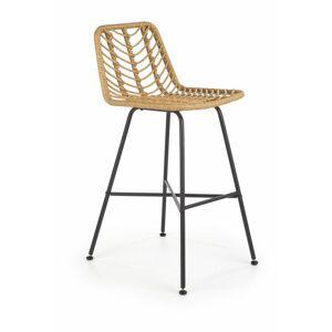 Halmar Barová ratanová židle H97