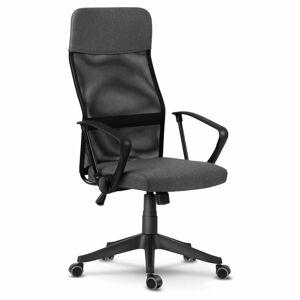 Global Income s.c. Kancelářská židle Sydney 2, tmavě šedá