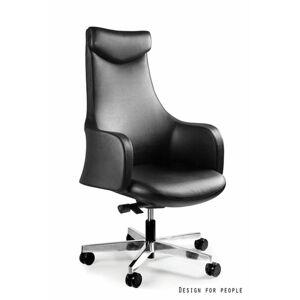 UNIQUE Kancelářská židle BLOSSOM PU