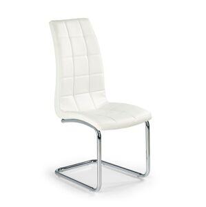 Halmar Jídelní židle K147, bílá