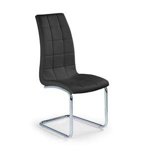 Halmar Jídelní židle K147, černá