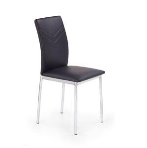 Halmar Jídelní židle K137, černá